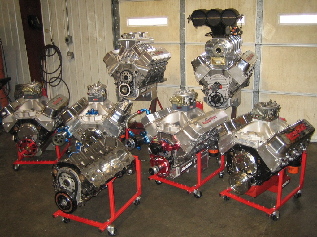 Custom Drag Racing Engines & Transmissions | Awesome Engines